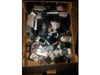 joblot old phone about 300,plus