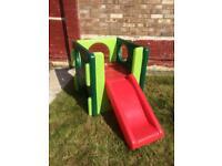 Little Tikes Junior Activity Gym (slide)