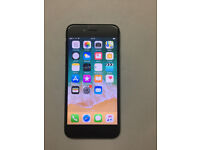 iPhone 6 32GB Space/Grey Black O2/GiffGaff - Collect Today