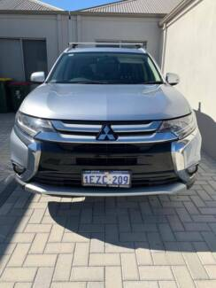 2016 Mitsubishi Outlander SUV Welshpool Canning Area Preview