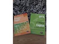 Primary English teaching books
