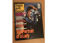 Sight & Sound Magazine - 4 issues from 1996 /1997 - Perfect condition