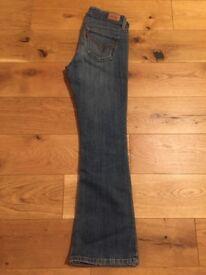 Levi's 518 Superlow Bootcut Women's Jeans W30 L36