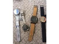 Watches to repair 5£