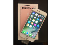 Apple iPhone 7 128GB Rose Gold Brand New Unlocked - with paperwork