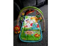 fisherprice 3 in 1 musical play gym