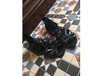 River island size 5 sandals