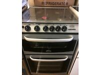 CANNON FULLY GAS COOKER 55cm DOUBLE OVEN WITH SEPERATE GRILL FREE DELIVERY AND WARRANTY