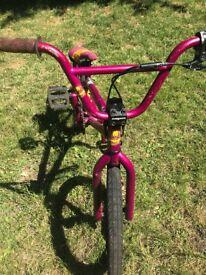 MONGOOSE BMX PURPLE
