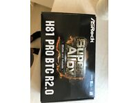 ASRock H81 BTC PRO Motherboard