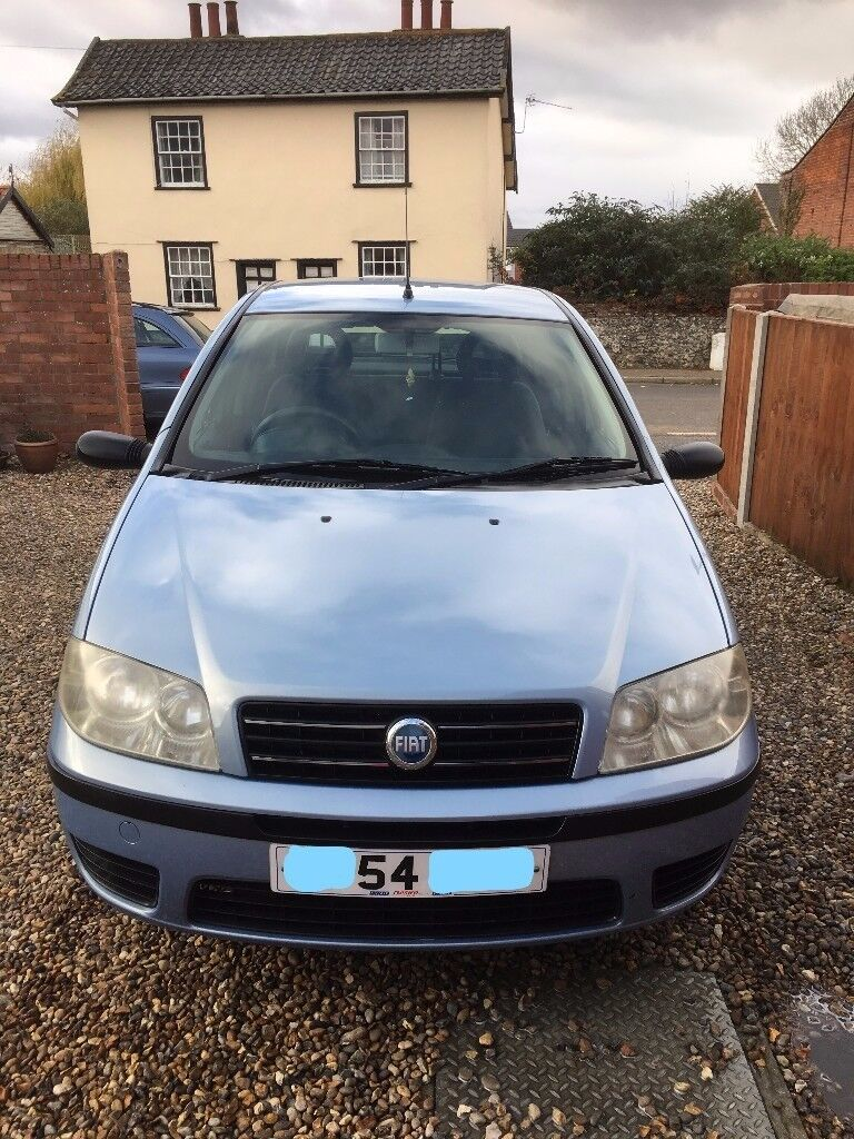 Fiat Punto Active 1.2 Petrol for sale