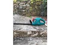 Bosch hedge trimmer cutter