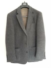 Marks and Spencer Grey Wool Jacket 40