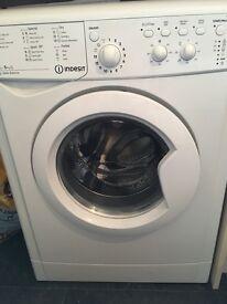 Indesit 6kg + 5kg washer dryer
