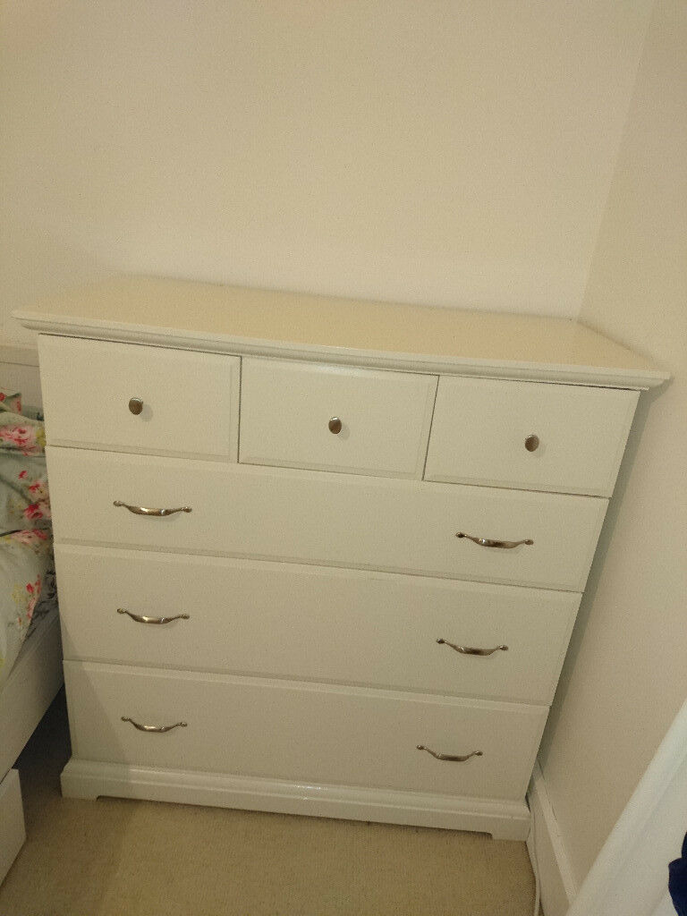 Ikea Birkeland 6 Drawer Chest Of Drawers