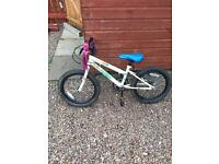 Girls bike for 5+