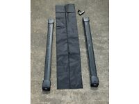 Cross Bars for Land Rover Freelander 2 (with fitted Roof Rails)