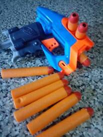 NERF Gun Pistol Stinger (Dart Tag)