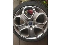 Ford Focus st alloy