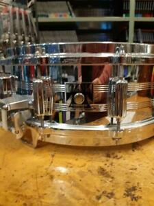 Caisse claire Tama Imperialstar King Beat 5x14 steel Vintage 1980s Snare usagée-used