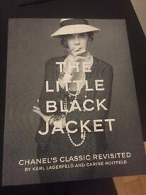 Rare coffee table book: the little black jacket