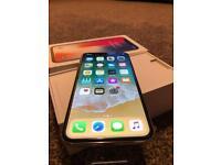 IPHONE X 64GB UNLOCKED SILVER BRAND NEW