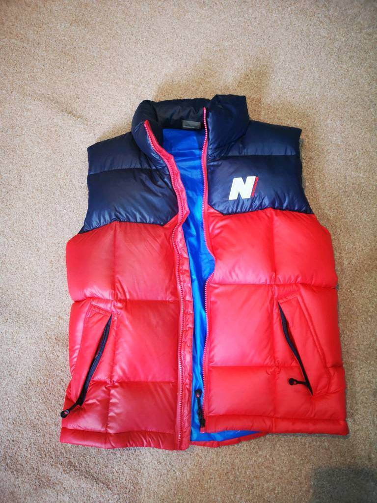 new balance body warmers