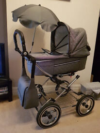 BabyStyle Lux 3 in 1 (Classic chassis) in excellent condition £125 ONO