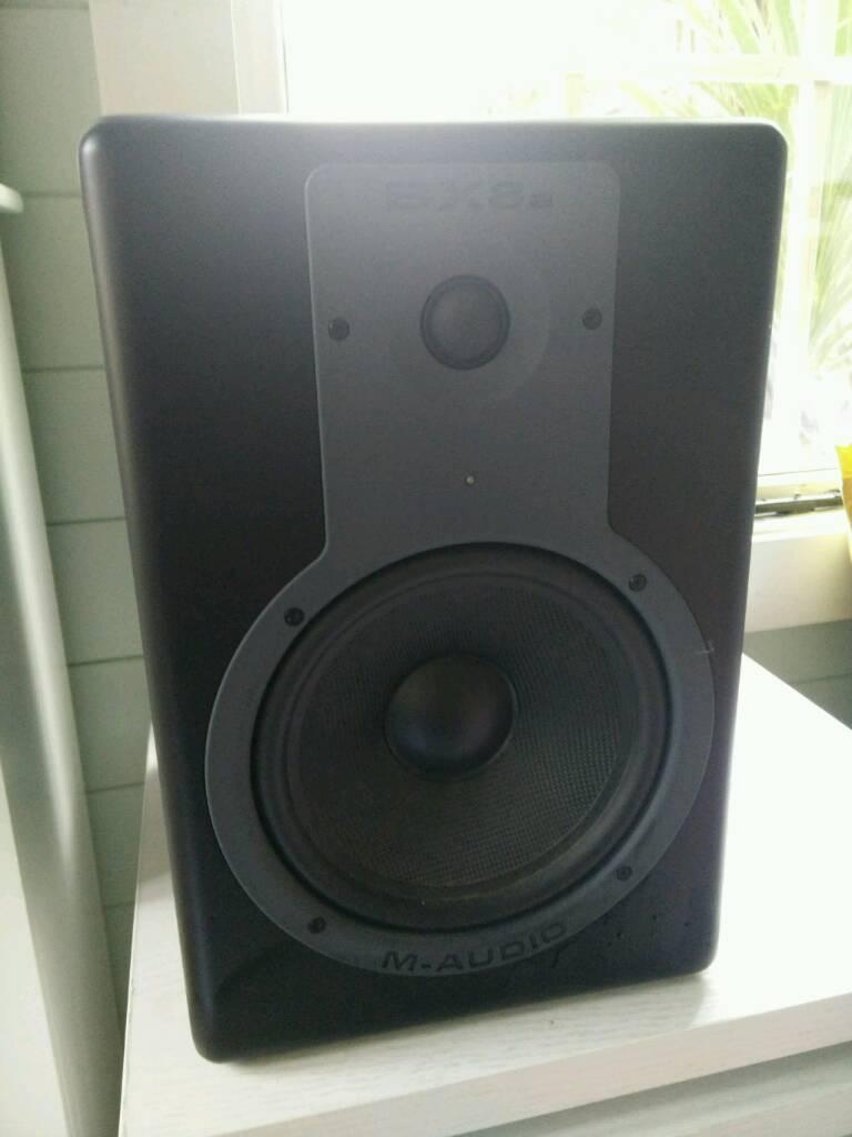 M Audio BX8a