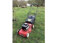 Lawnmower to rent hire grass cutter for a day