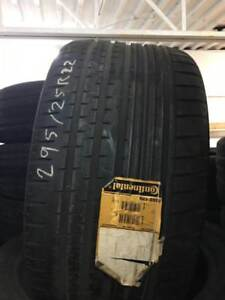 295/25R22 CONTINENTAL SPORT CONTACT
