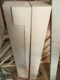 2 x 1m concrete lintels for £10