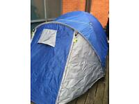 3 to 4 person double skin bracken trail tent