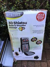 HoMedics 3D Shiatsu Back&Shoulder Massager