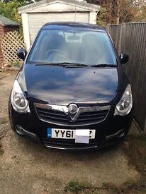 Vauxhall Agila S, 1.2L, 61reg, low mileage