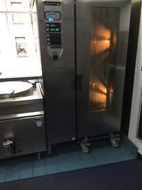 Rational oven really good condition. Want to sell cause getting a new one.