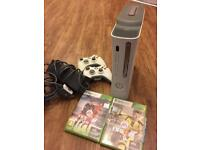 XBOX 360 + Fifa 17 + 2 controllers
