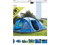 Brand new 6 berth tent