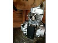 Honda cbf 125 engine