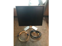 """Dell Computer Monitor - Free Standing (12"""" x 15"""")"""