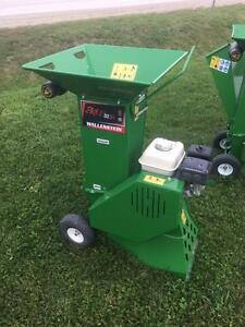 **NEW** Wallenstein Chipper/Shredder Hand Cart
