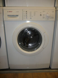 Bosch Washing Machine - 1200 Express - choice of 2 available