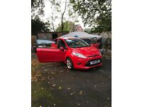 Ford Fiesta 1.6 Zetec S Hatchback 3dr Diesel Manual. Bluetooth / Air Con
