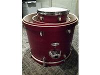 Mapex V Drum Kit Shells - Very Cheap - Restoration Project