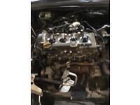 Vauxhall Astra engine 1.7 cdti , z17dth