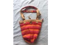 Bill Brown Canvas Shoulder bag