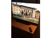 """43"""" LG 4K Ultra-HD Black LED TV - Slight Fault"""