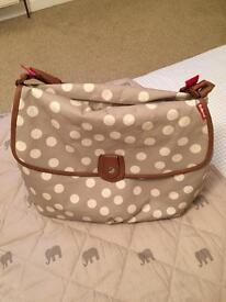 Babymel Satchel Changing bag