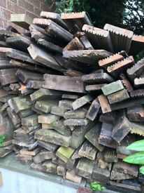 Old decking for free
