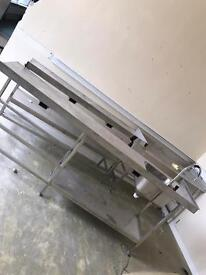 Catering / Food Prep tables - Stainless Steel